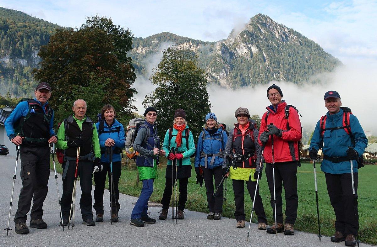 2- Tages- Bergtour im Nationalpark Berchtesgaden