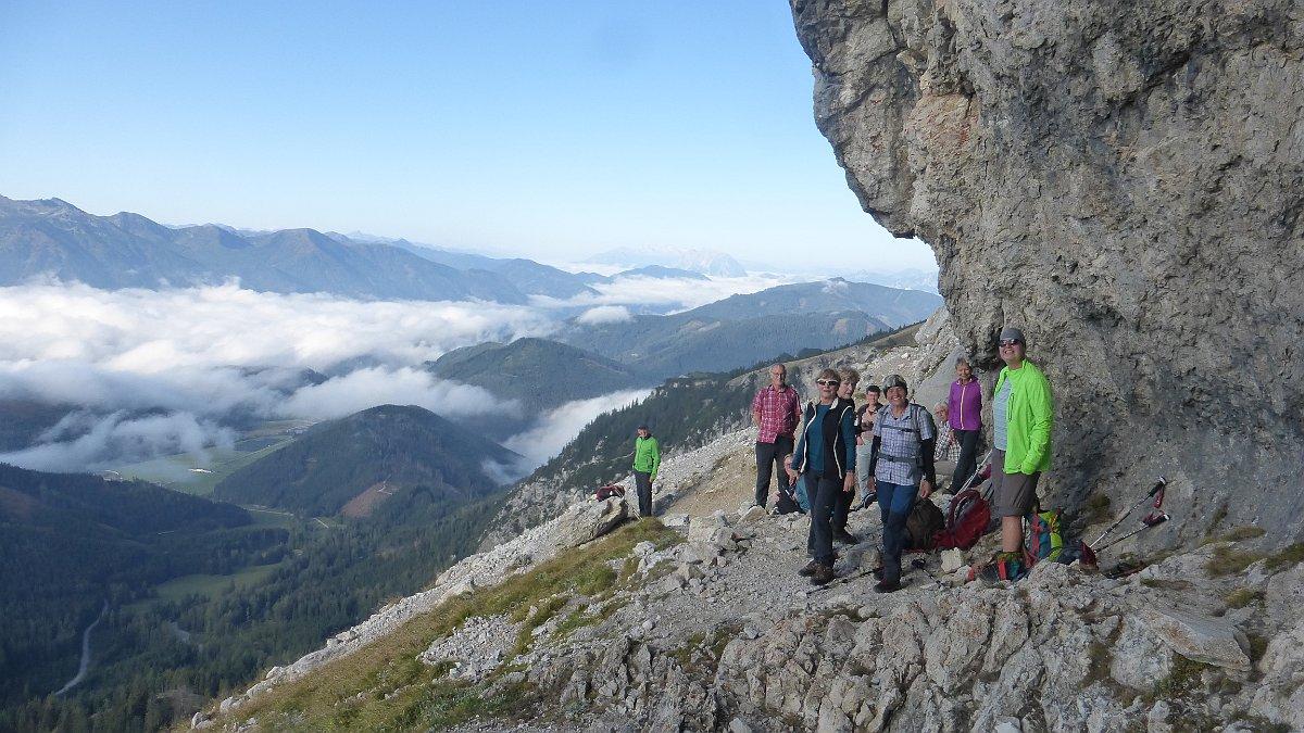 2-Tages Bergtour in den Ennstaler Alpen