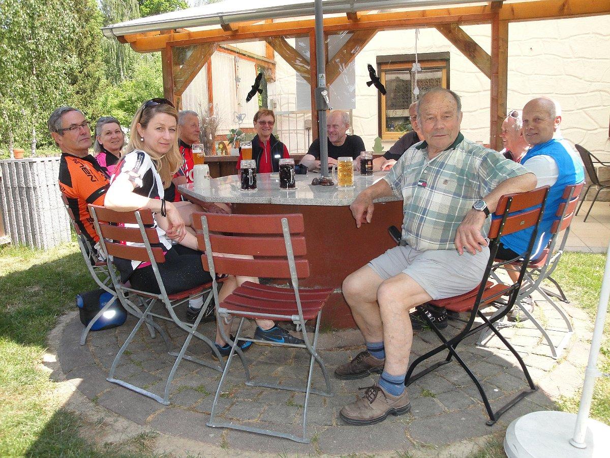Ein Rad-Rundkurs von Tittling zur Donau und zurück